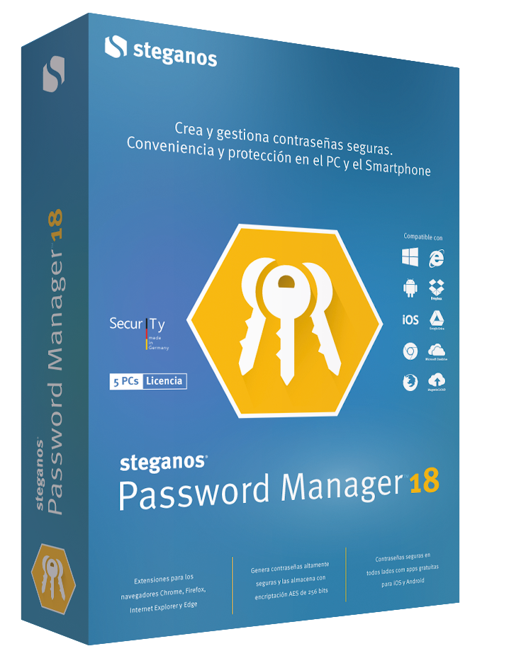 Password Manager 18
