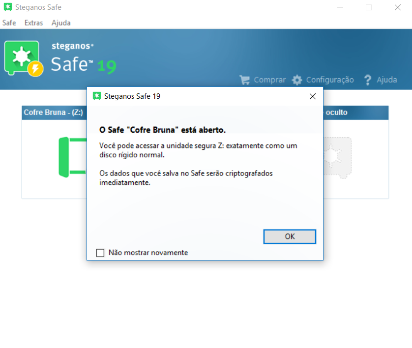 cofre virtual- safe
