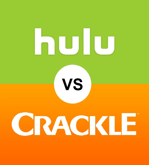 Hulu vs. Crackle