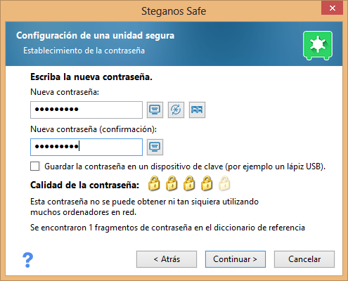 Encriptar archivos de Windows