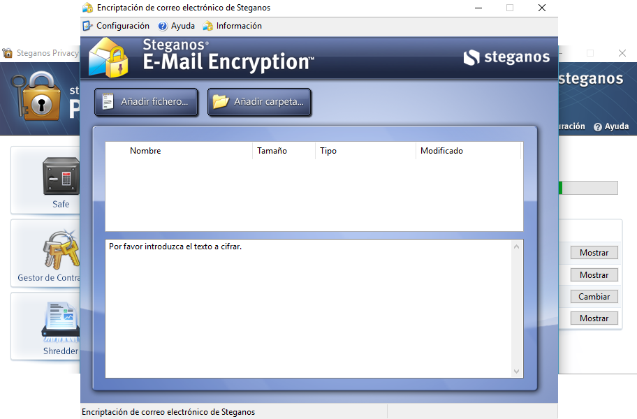 E-mail Encryption