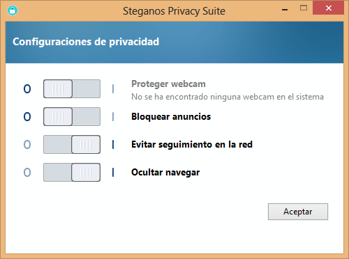 Steganos Privacy Suite 18