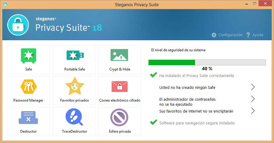 Privacy Suite 18