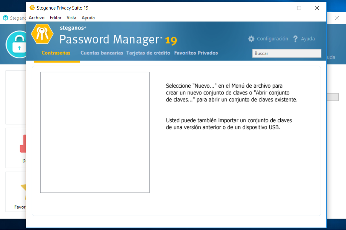 PW manager