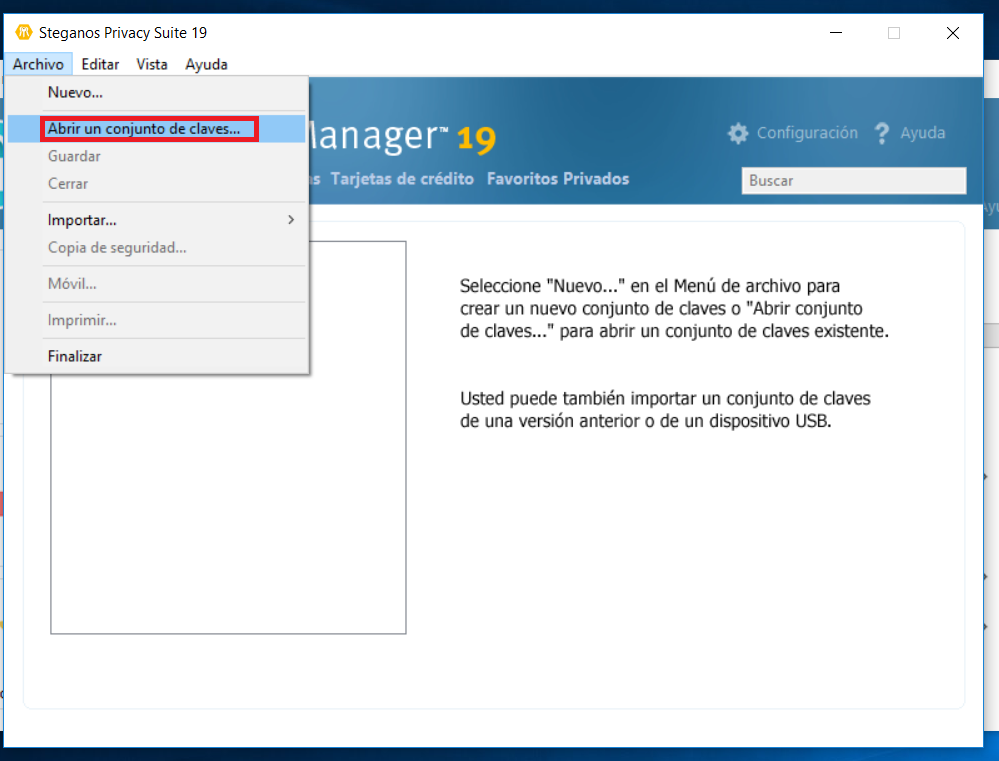 abrir-claves-password-manager