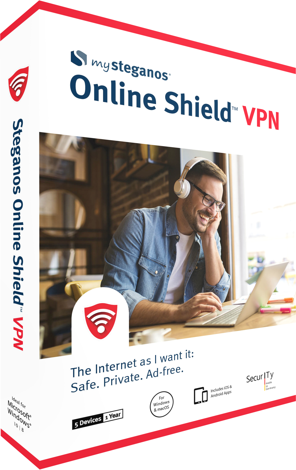 mySteganos Online Shield VPN img related